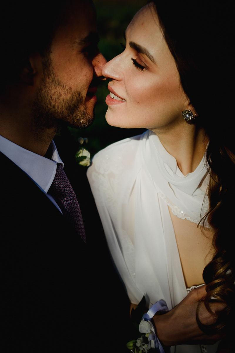 zoom su sposi Luca Savino
