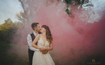 Matrimonio al Castello di Muggia | Lisa + Dino