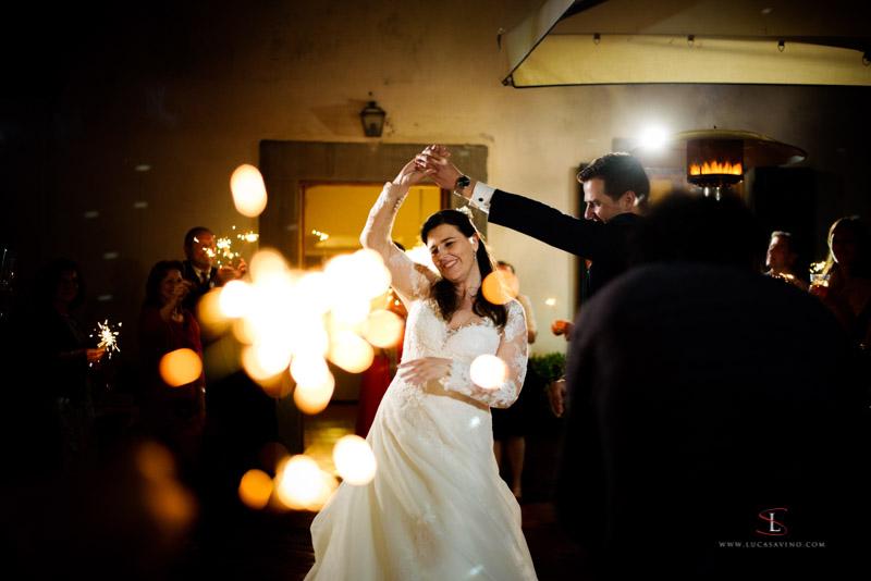 Wedding reportage in Villa di Rignana Florence Italy