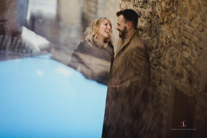 Fotografo di matrimonio in Umbria