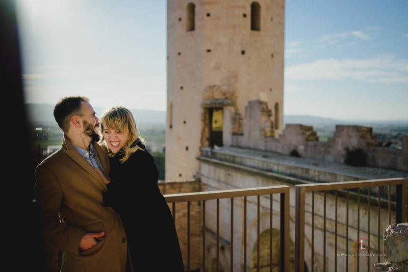 Album fotografico Perugia