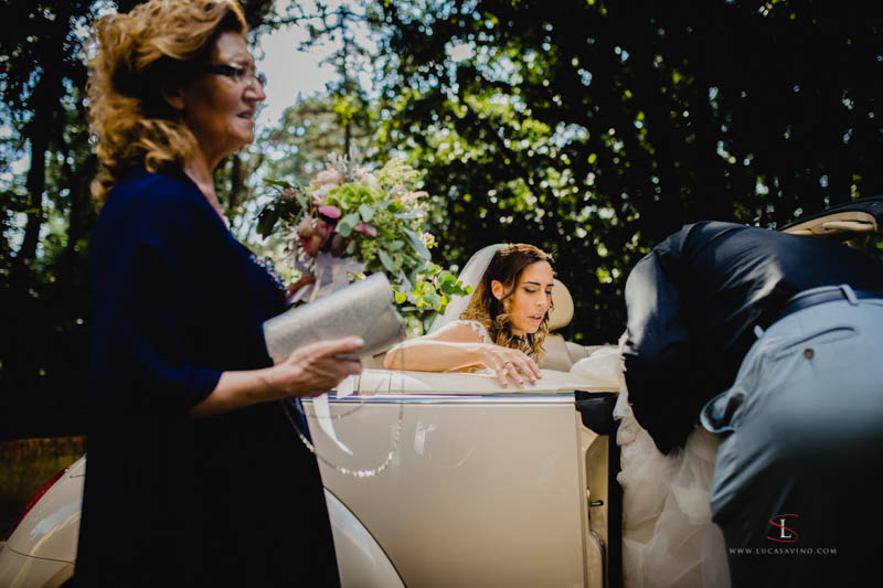 wedding ceremony Pisa Italy by Luca Savino photographer