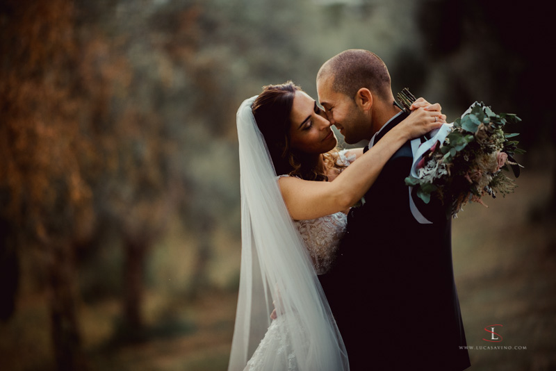 wedding photo Santa Maria Badia di Morrona Pisa Tuscany by Luca Savino fotographer