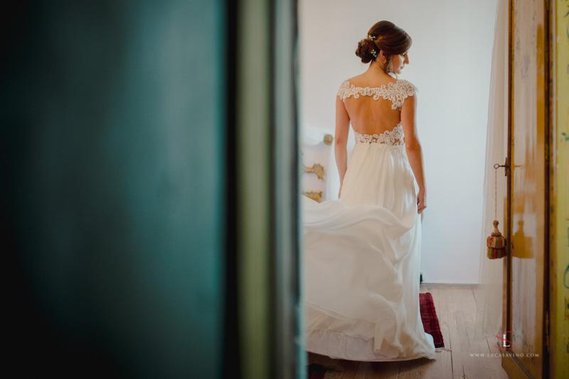preparativi di matrimonio a Udine