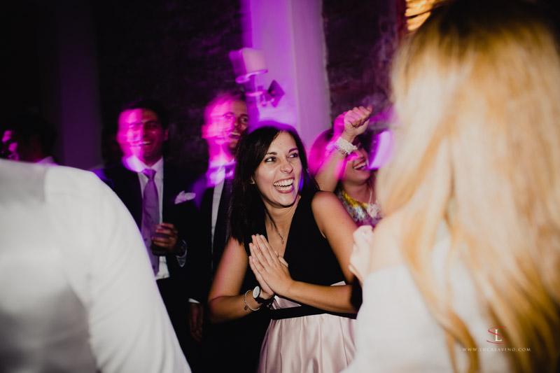festa di matrimonio a Udine