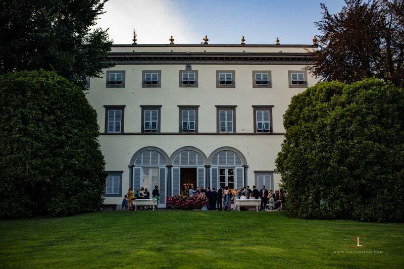 Wedding in Tuscany - Luca Savino
