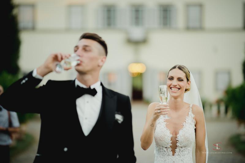 Matrimonio Michele Camporese - Villa Grabau (LU)