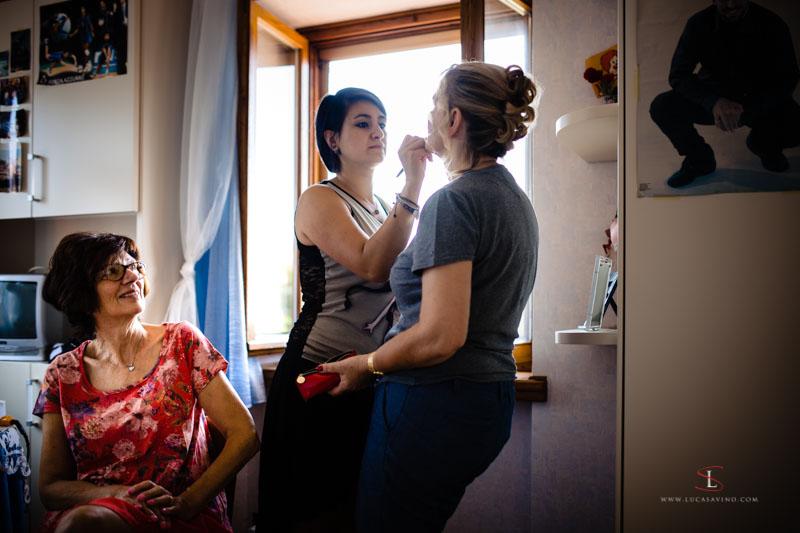 Wedding photo reportage Gorizia - Villa Attems