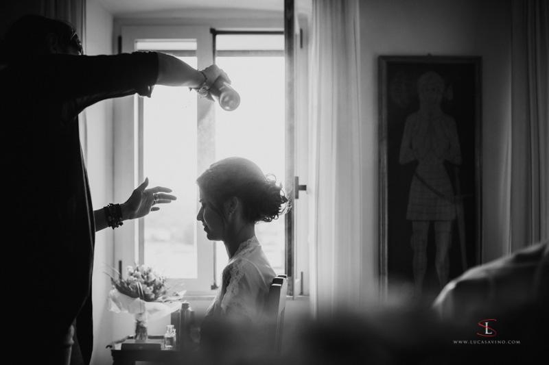 preparativi matrimonio a Gorizia by Luca Savino fotografo