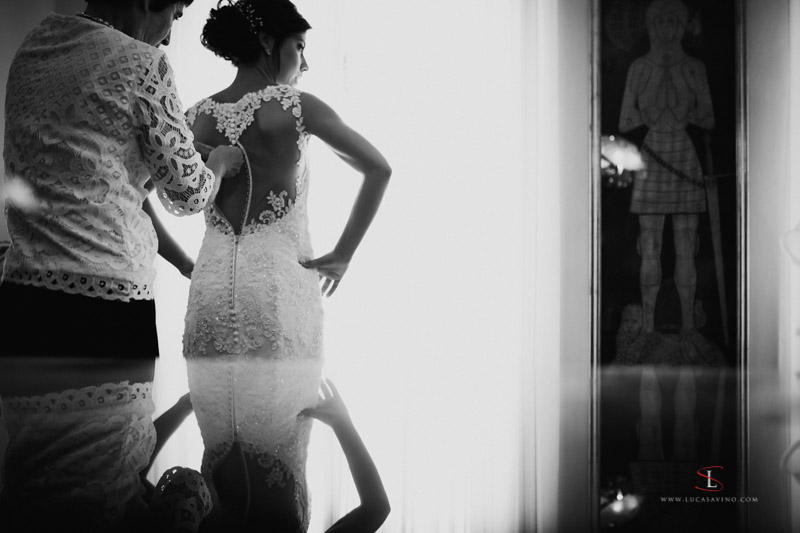 foto matrimonio villa Attems Luca Savino