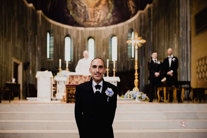cerimonia matrimonio Gorizia by Luca Savino fotografo