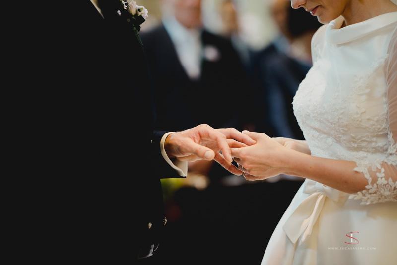 marriage ceremony in Gorizia villa Attems by Luca Savino