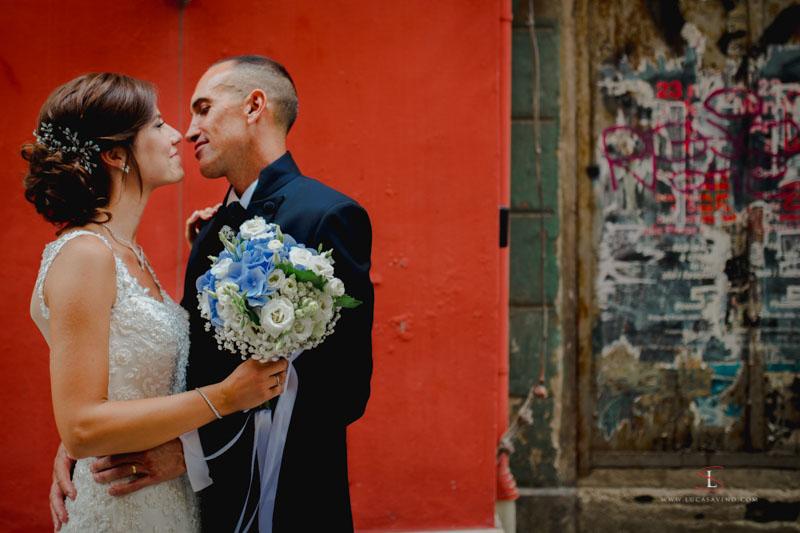Villa Attems reportage di matrimonio by Luca Savino