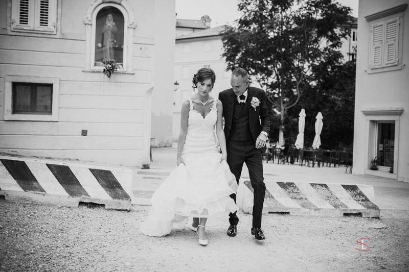 foto vintage sposi Gorizia by Luca Savino fotografo