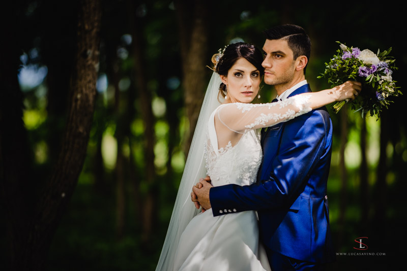 Wedding photo reportage Gorizia – Villa Attems