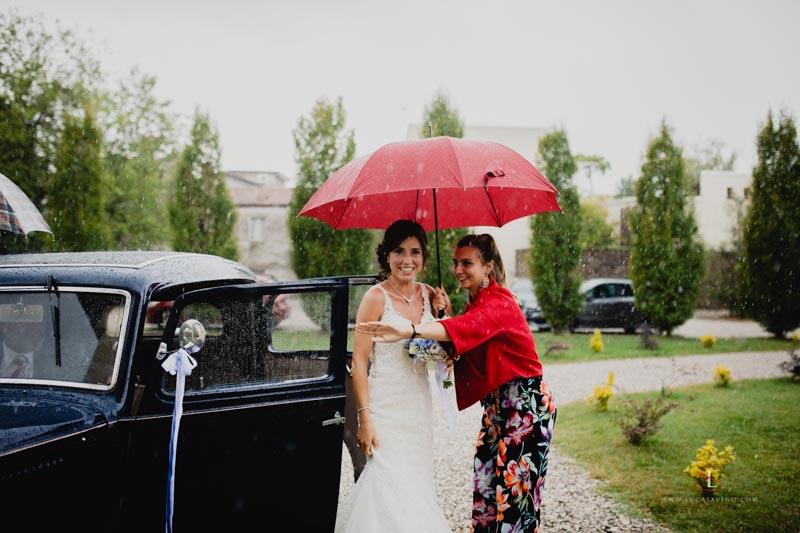 Matrimonio sotto la pioggia Gorizia by Luca Savino fotografo