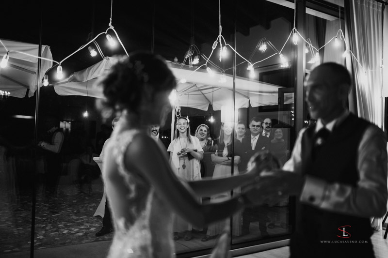 wedding ceremony Gorizia by Luca Savino photographer