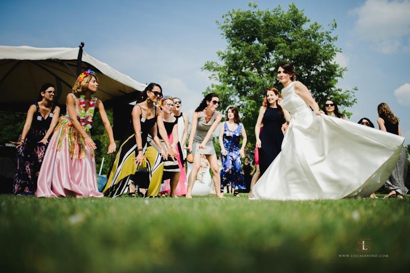 wedding party in Gorizia villa Attems by Luca Savino