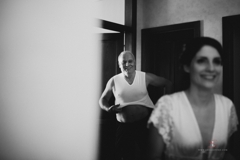 wedding ceremony in Villa ems by Luca Savino photographer