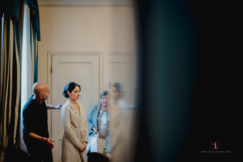 wedding in Treviso Italy by Luca Savino