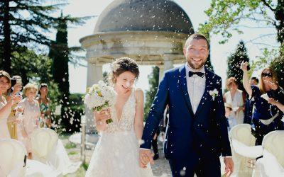 Matrimonio a Castelvecchio Gorizia