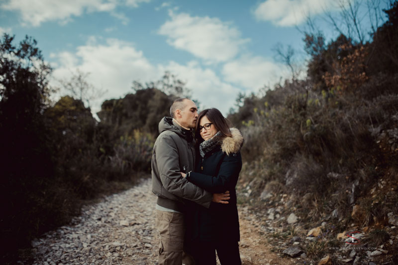 Irene and Gianfranco | Engagement reportage by Luca Savino