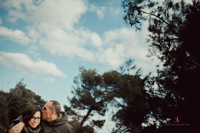 Irene and Gianfranco | Engagement reportage by Luca Savino photographer