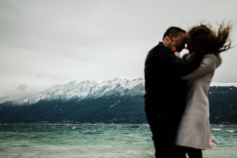 Prematrimoniali al lago di Garda | Giulia + Yuri