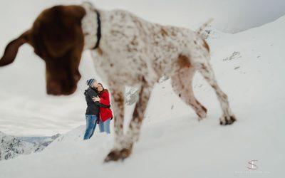 Servizio fotografico nelle Dolomiti | Alessandra + Andrea