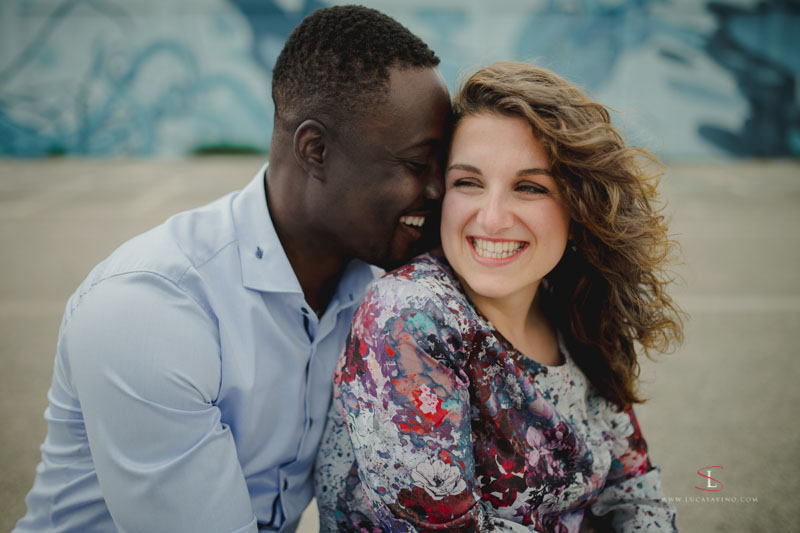 engagement session in Trieste by Luca Savino photographer
