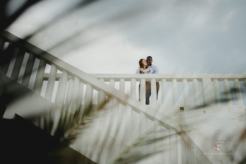 Engagement in Trieste by Luca Savino wedding photographer
