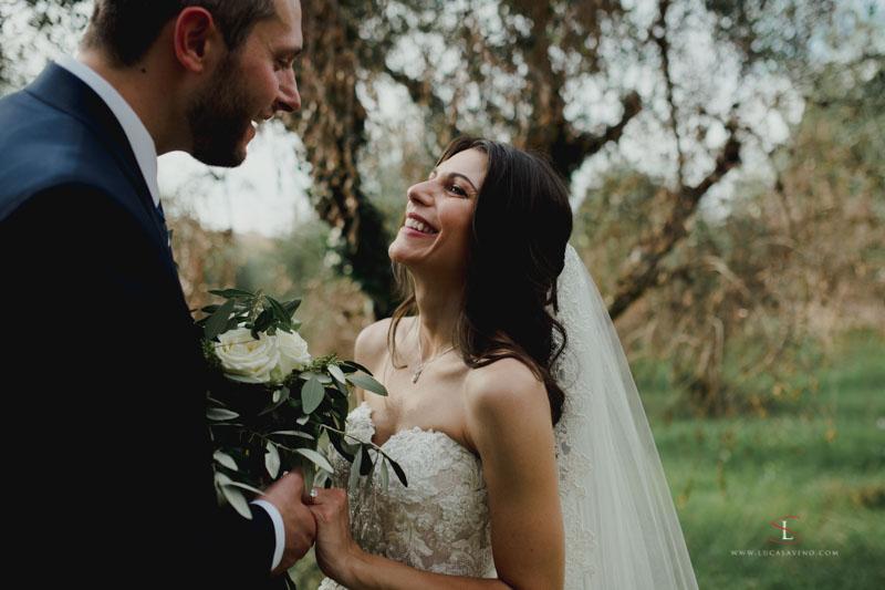 Wedding reportage Chianti Florence by Luca Savino