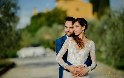 Matrimonio Villa il Petriccio | Giulia + Nicola