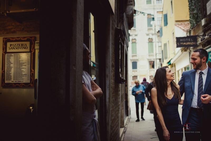 Wedding photographer in venice Luca Savino