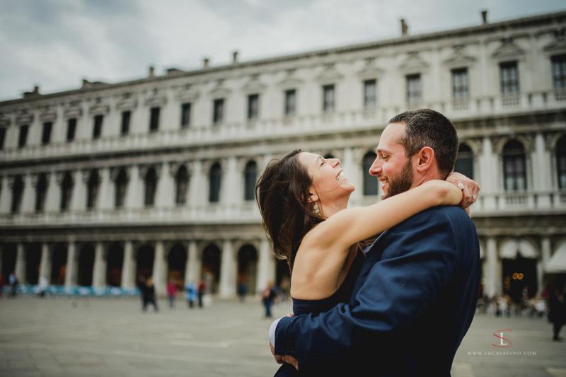 Wedding photographer in Venice Italy Luca Savino