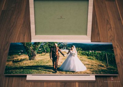 wedding photo album by Luca Savino