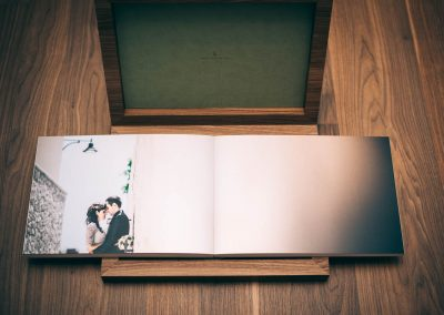 wedding portrait book by Luca Savino