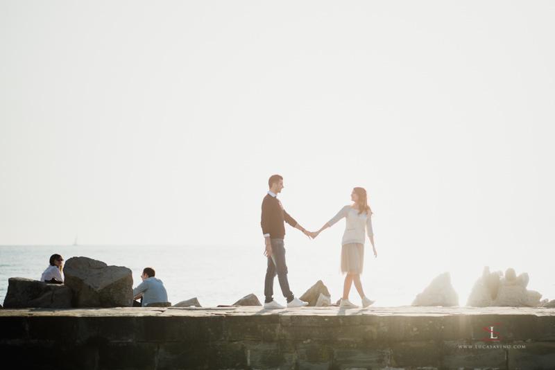 wedding photographer in Miramare Castle Trieste - Luca Savino