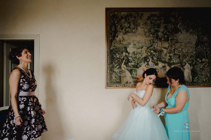 wedding's dress Treviso Italy by Luca Savino photographer