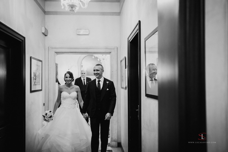 wedding party in villa Braida Treviso by Luca Savino photographer