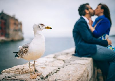 pre wedding photographer Rovinj Luca Savino