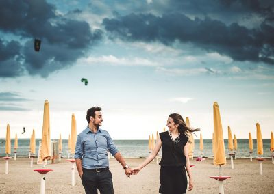 pre wedding photos Grado Italy
