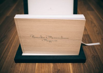 wedding book by Luca Savino photographer