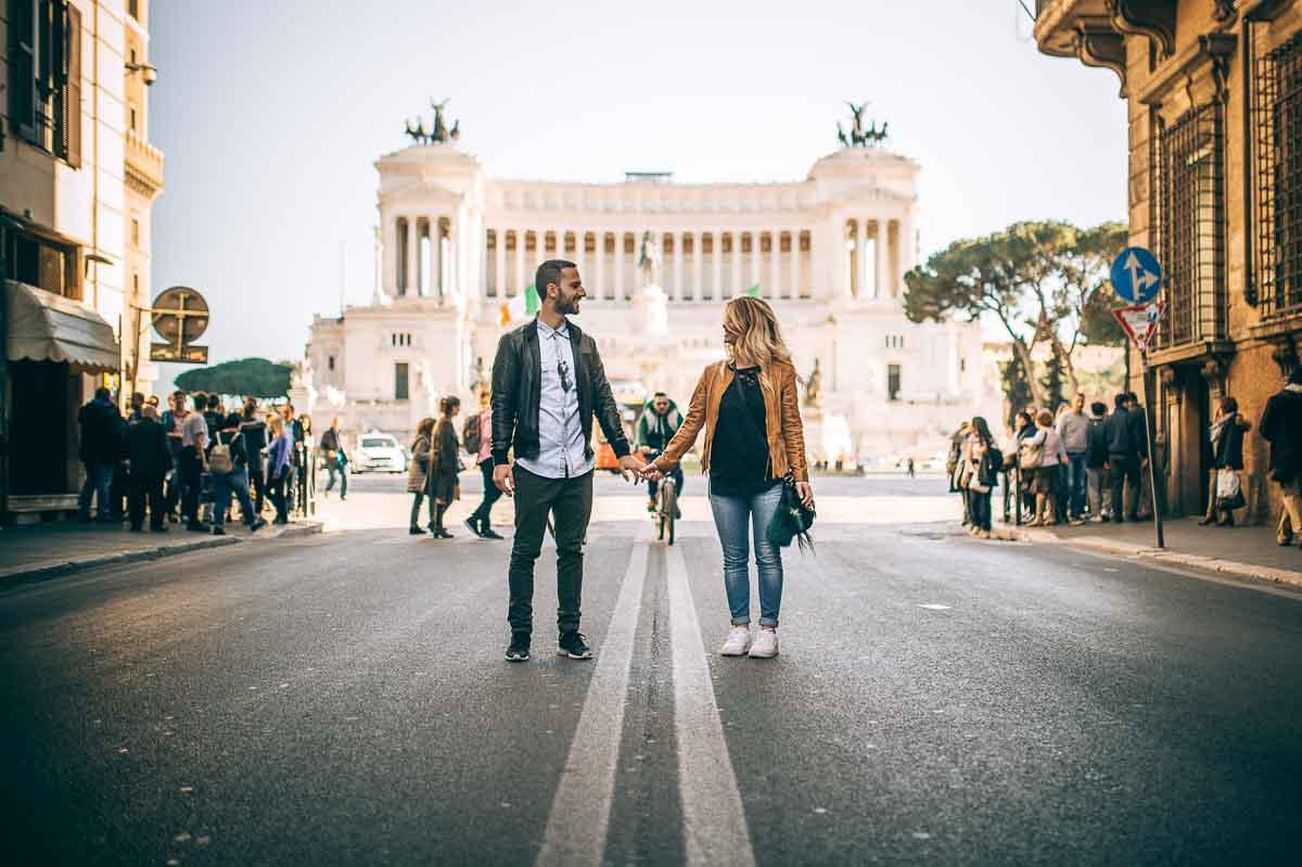 sposi a Roma by Luca Savino