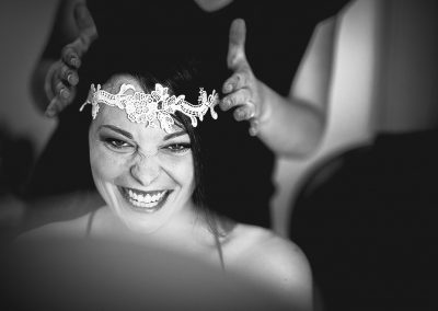 getting ready marriage Luca Savino photographer