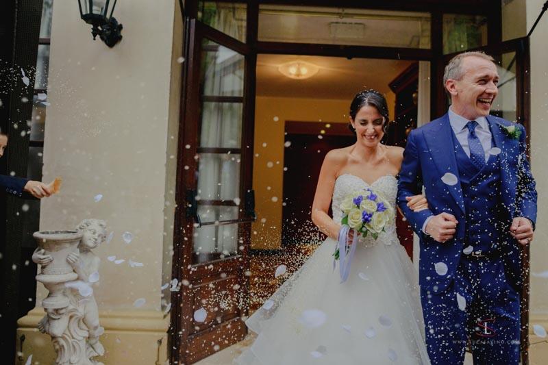 wedding ceremony Treviso Italy by Luca Savino photographer