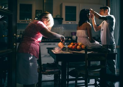 foto preparativi matrimonio by Luca Savino