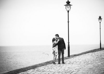 pre wedding photos Trieste by Luca Savino