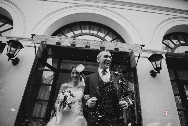 wedding ceremony Treviso villa Braida Italy by Luca Savino photographer