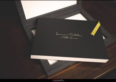 wedding photo book by Luca Savino